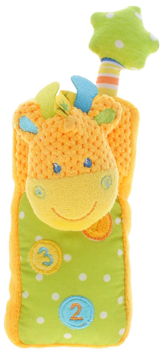 Жирафики Развивающая игрушка Телефон Жирафик жирафики развивающая игрушка цветной мячик в ассорименте жирафики