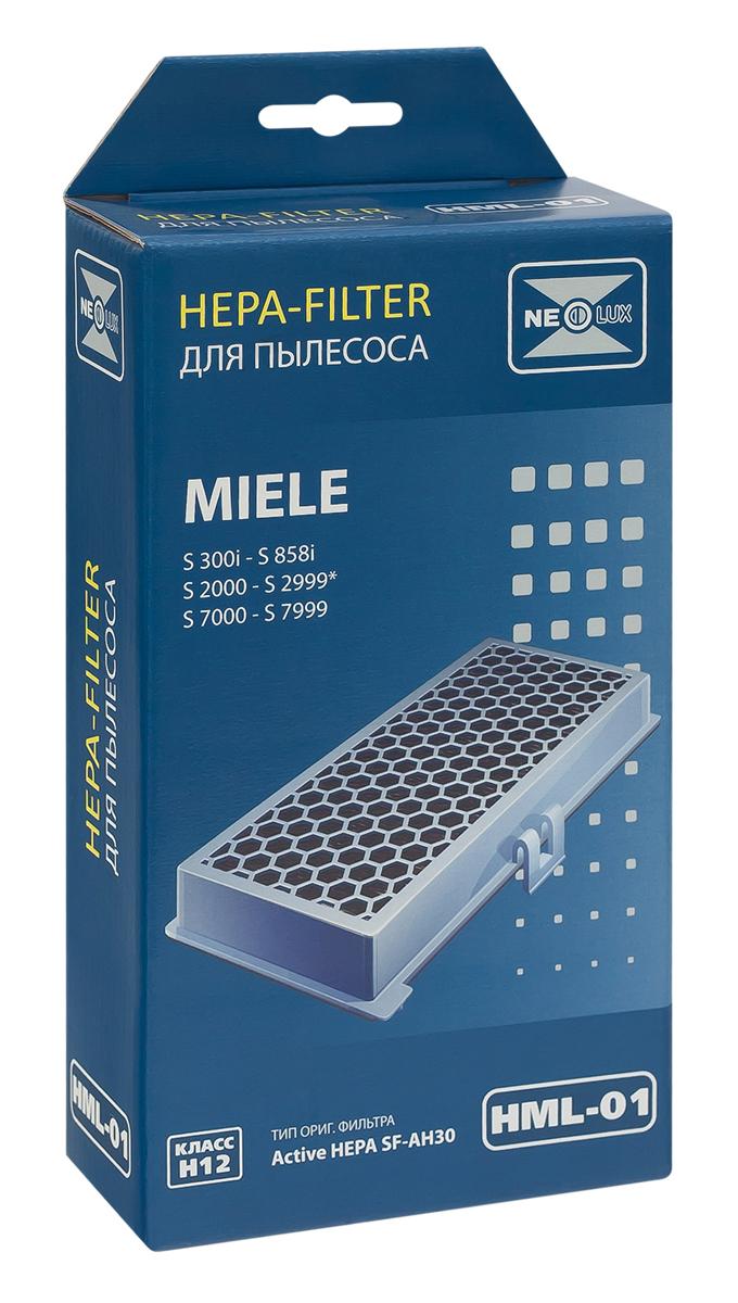 Neolux HML-01 HEPA-фильтр для пылесоса Miele перчатки тренировочные everlast mma grappling цвет красный размер l xl