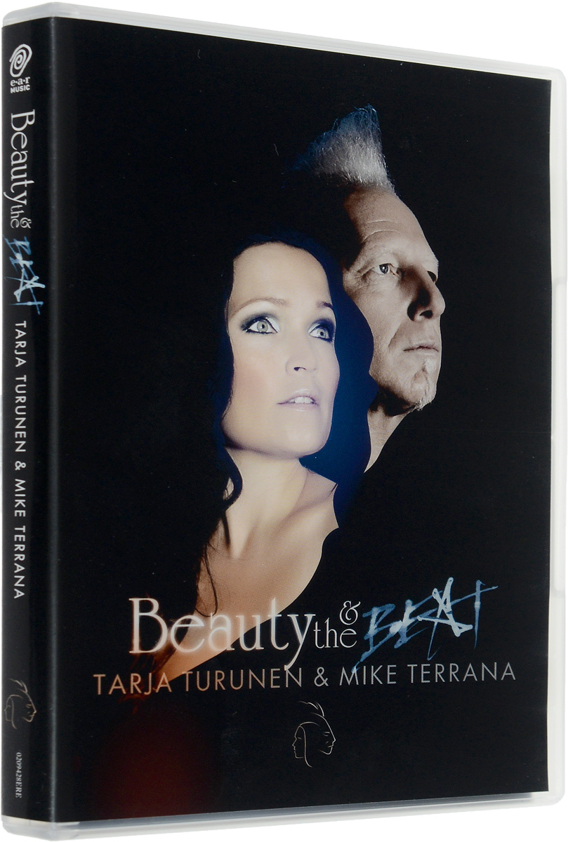Tarja Turunen & Mike Terrana. Beauty & The Beat mike hardlex mk05