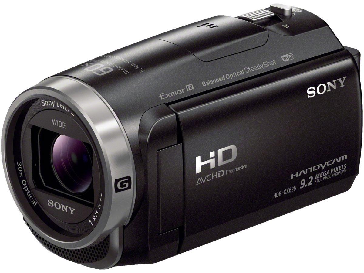 Zakazat.ru: Sony HDR-CX625, Black цифровая видеокамера