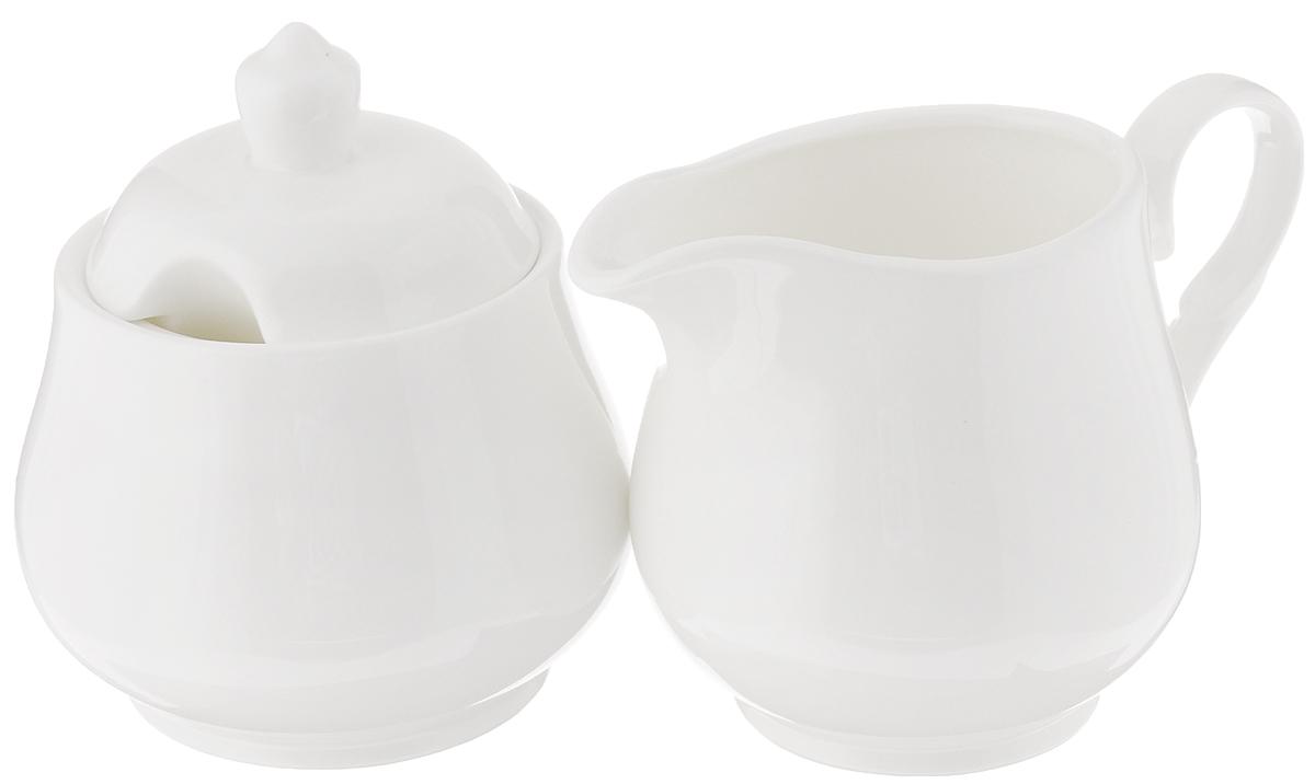 Набор Wilmax: сахарница, молочник. WL-995024 / 2C