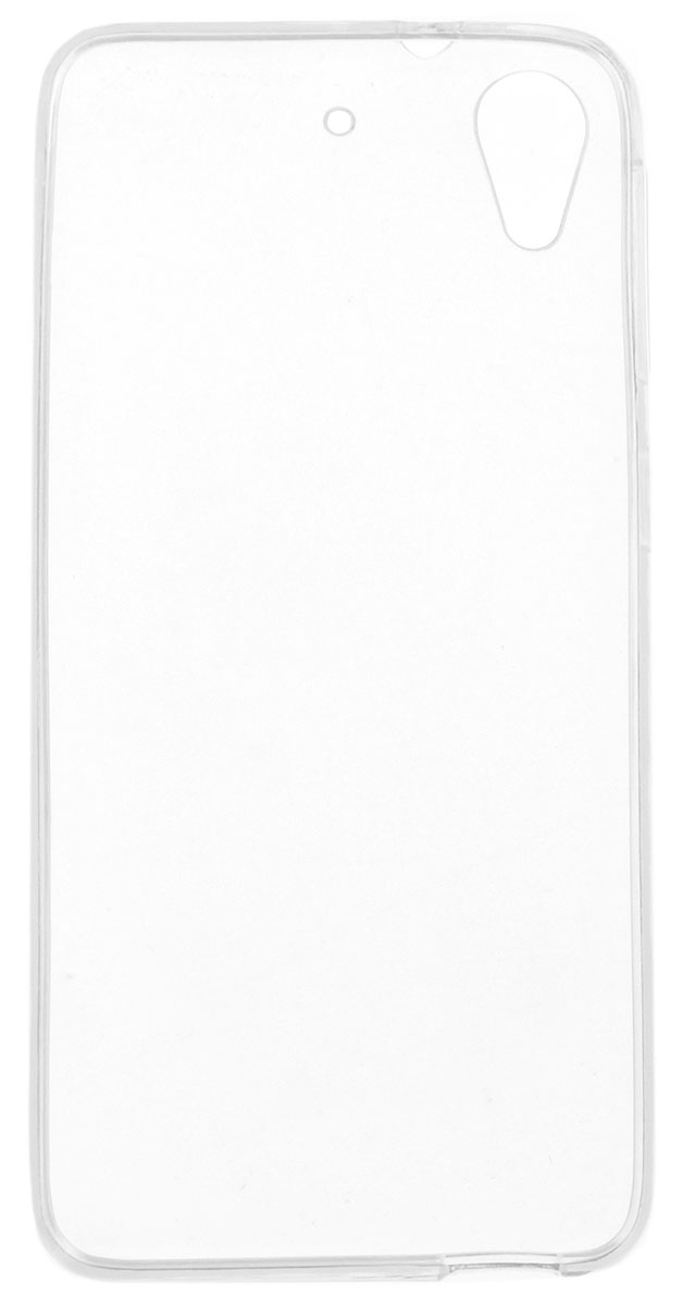 Red Line iBox Crystal чехол для HTC Desire 626G, Clear аксессуар чехол htc desire 728 red line book type gold