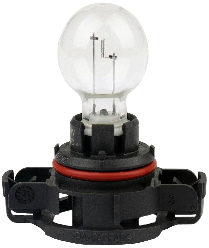 Лампа автомобильная галогенная Philips LongLife EcoVision, сигнальная, цоколь PS19W (PG20/1), 12V, 19W12085LLC1Автомобильная галогенная сигнальная лампа Philips LongLife EcoVision изготовлена из кварцевого стекла, устойчивого к УФ-излучению. Такое стекло обладает более высокой прочностью (по сравнению с тугоплавким стеклом) и отличается высокой устойчивостью к перепадам температур и вибрации. Например, при попадании влаги на работающую лампу изделие не взрывается и продолжает работать. Лампы выдерживают высокое внутреннее давление, поэтому такое кварцевое стекло обеспечивает более мощный свет. Срок службы лампы Philips LongLife EcoVision в 4 раза больше, чем у стандартной лампы, поэтому ее выбирают водители, которые хотят сократить затраты на техническое обслуживание своих автомобилей. С лампами LongLife EcoVision водителям не нужно беспокоиться о замене ламп для головного освещения на протяжении 100 000 км. Автомобильные галогенные лампы Philips удовлетворят все нужды автомобилистов: дальний свет, ближний свет, передние противотуманные фары, передние и боковые указатели поворота, задние указатели поворота, стоп-сигналы, фонари заднего хода, задние противотуманные фонари, освещение номерного знака, задние габаритные/стояночные фонари, освещение салона.