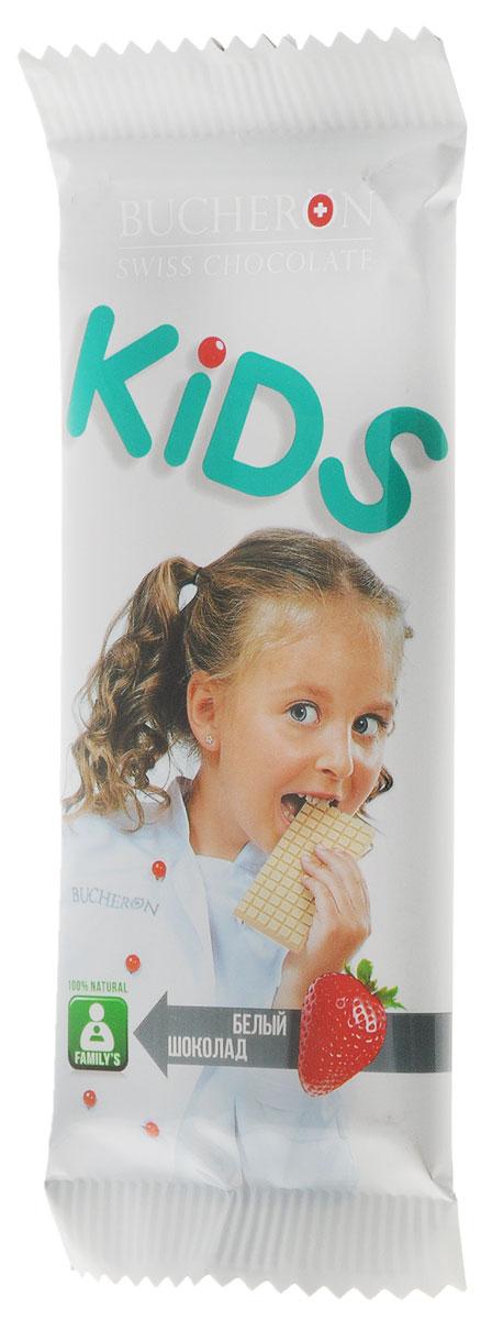 Bucheron Kids белый шоколад со взрывной карамелью и клубникой, 50 г14.0515Bucheron Kids - гармония вкуса и заряд отличного настроения. Белый шоколад с альпийской клубникой и взрывной карамелью освежает и приятно тает во рту.