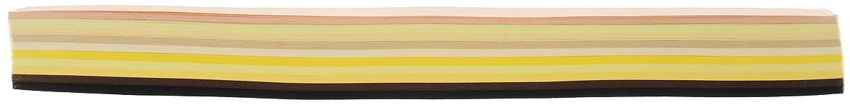 Набор бумаги для квиллинга АртНева, цвет: черный, желтый, розовый, ширина 15 мм, 250 листов688925_0035-2/15_черный, коричневый, желтый, розовыйБумага для квиллинга АртНева - это порезанные специальным образом полоски определенной плотности. Такая бумага пластична, не расслаивается, легко и равномерно закручивается в спираль, благодаря чему готовым спиралям легче придать форму. В наборе - 250 полосок бумаги десяти разных цветов. Квиллинг (бумагокручение) - техника изготовления плоских или объемных композиций из скрученных в спиральки длинных и узких полосок бумаги. Из бумажных спиралей создаются необычные цветы и красивые витиеватые узоры, которые в дальнейшем можно использовать для украшения открыток, альбомов, подарочных упаковок, рамок для фотографий и даже для создания оригинальных бижутерий. Это простой и очень красивый вид рукоделия, не требующий больших затрат. Количество цветов: 10. Ширина полоски бумаги: 15 мм. Длина полоски бумаги: 29,7 см. Плотность бумаги: 80 г/м2.