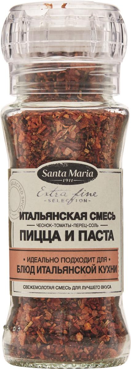 Santa Maria Итальянская смесь Пицца и паста, 80 г santa maria ароматная смесь чили перцев 70 г
