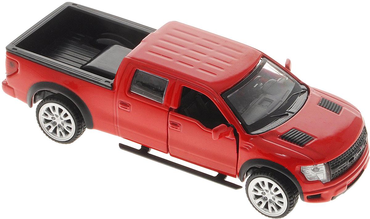 ТехноПарк Модель автомобиля Ford F-150 SVT Raptor цвет красный басовый усилитель ampeg svt 7pro