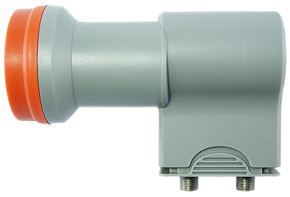GS SLIN-52E спутниковый конвертерSLIN-52EКонвертер GS SLIN-52E - электронное устройство, которое размещается непосредственно на спутниковой антенне и выполняет функции усилителя и преобразователя частоты.