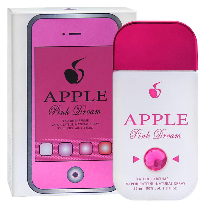 Apple Parfums Парфюмерная вода женская Pink Dream, 55 мл41261Немного кокетства, чуть-чуть озорства не испортят имидж этой деловой целеустремленной натуры. Но улыбка затаилась в уголках губ, блеск глаз надежно упрятан под ресницами. И только аромат своим упоительным цветочно-фруктовым дыханием предательски выдает и открытый веселый нрав, и нежность, и женственность. И губы ее подобны лепесткам розы, чей аромат ведет солирующую партию. И удивительная гармония вкусной страсти маракуйи с полутонами мускуса и чувственности женской натуры, возникающей в тот момент, когда аромат уже согрелся на теплой нежной коже. Так приятно сознавать, что этот необычный розовый флакончик своим образом удачно подчеркнул стиль, ароматом раскрыл красоту женской души!Классификация аромата: цветочно-фруктовый.Пирамида аромата:Основные ноты: бергамот, апельсин, маракуйя, лепестки розы, белая лилия, водяная лилия, сандал. Характеристики:Объем: 55 мл. Производитель: Россия. Самый популярный вид парфюмерной продукции на сегодняшний день - парфюмерная вода. Это объясняется оптимальным балансом цены и качества - с одной стороны, достаточно высокая концентрация экстракта (10-20% при 90% спирте), с другой - более доступная, по сравнению с духами, цена. У многих фирм парфюмерная вода - самый высокий по концентрации экстракта вид товара, т.к. далеко не все производители считают нужным (или возможным) выпускать свои ароматы в виде духов. Как правило, парфюмерная вода всегда в спрее-пульверизаторе, что удобно для использования и транспортировки. Так что если духи по какой-либо причине приобрести нельзя, парфюмерная вода, безусловно, - самая лучшая им замена.Товар сертифицирован.Уважаемые клиенты! Обращаем ваше внимание на возможные изменения в дизайне упаковки. Качественные характеристики товара остаются неизменными. Поставка осуществляется в зависимости от наличия на складе.Краткий гид по парфюмерии: виды, ноты, ароматы, советы по выбору. Статья OZON Гид