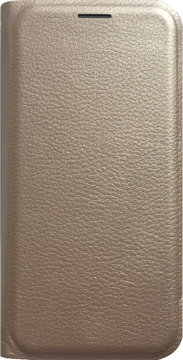 все цены на  Acqua Wallet Extra чехол для Samsung Galaxy S7, Gold  онлайн