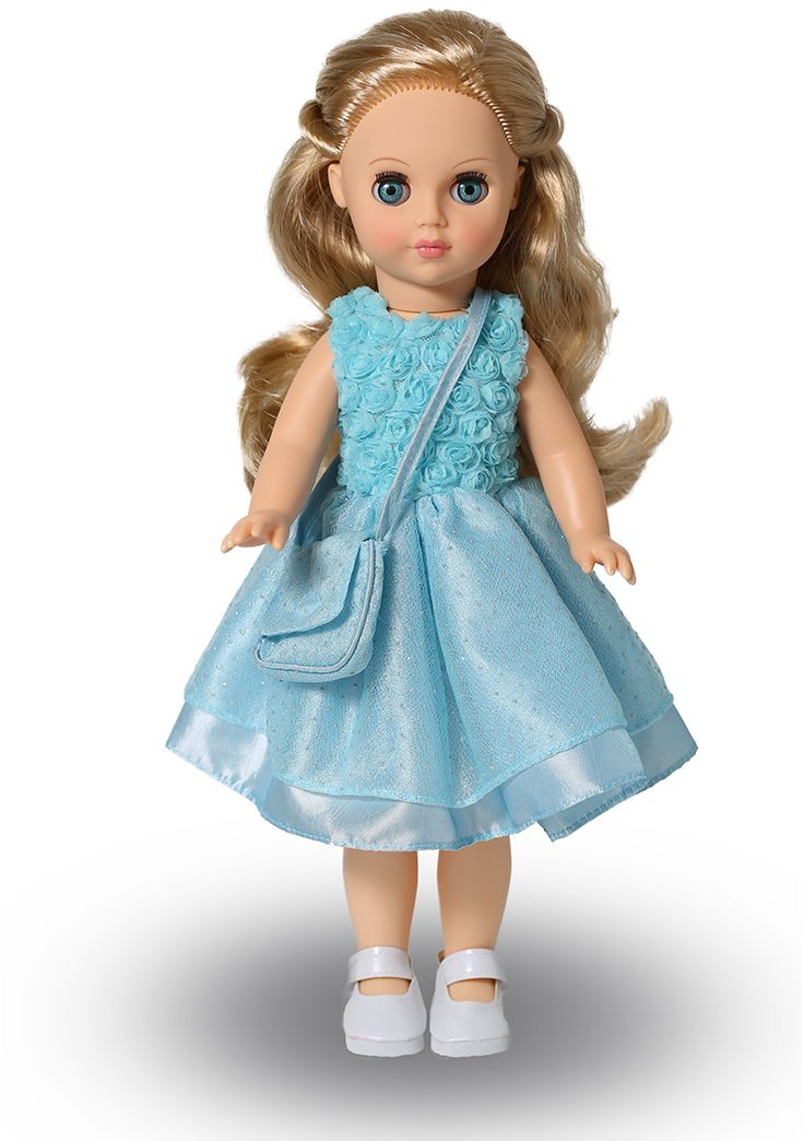 Весна Кукла Мила цвет платья голубой весна кукла мила 2