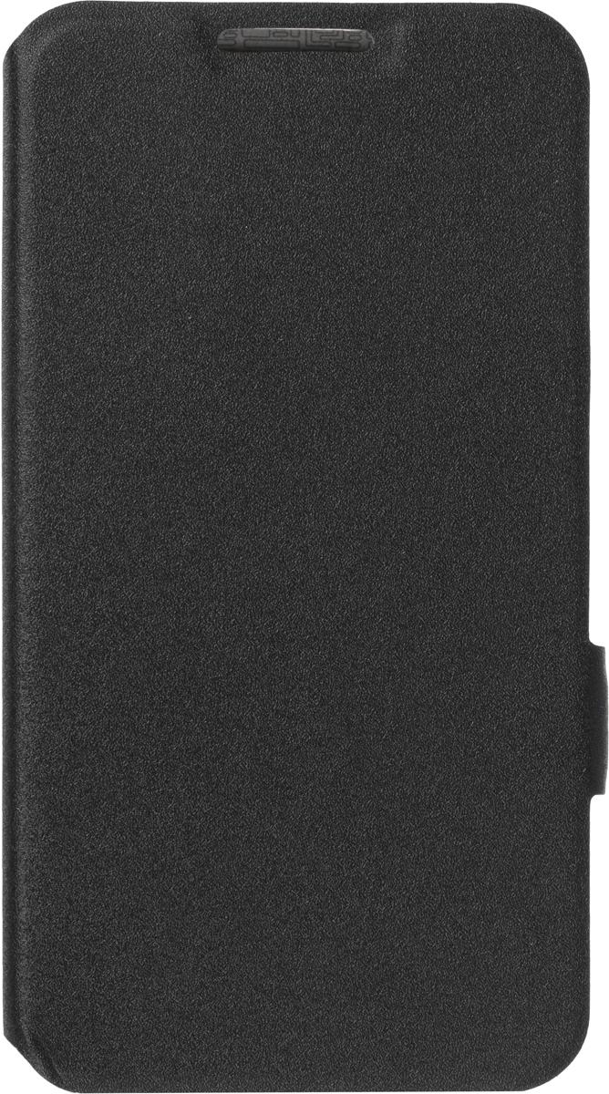 Prime Book чехол для LG K7, Black2000000085999Чехол Prime Book для LG K7 выполнен из высококачественного поликарбоната и экокожи. Он гарантирует надежную защиту корпуса и экрана смартфона и надолго сохраняет его привлекательный внешний вид. Чехол также обеспечивает свободный доступ ко всем разъемам и клавишам устройства.