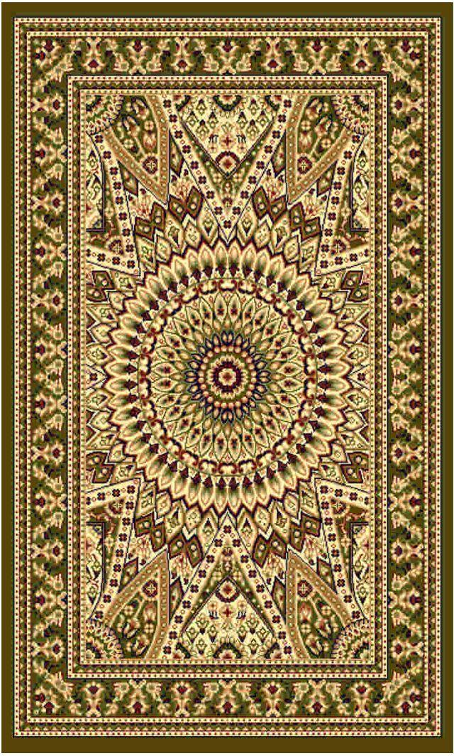 Ковер Kamalak tekstil, прямоугольный, цвет: кремовый, 100 x 150 см. УК-0251УК-0251Ковры-паласы выполнены из полипропилена. Ковры обладают хорошими показателями теплостойкости и шумоизоляции. Являются гиппоалергенными. За счет невысокого ворса ковры легко чистить. Вам придется по душе широкая гамма цветов и возможность гармонично оформить интерьер. Практичный и устойчивый к износу ворс - от постоянного хождения не истирается, не накапливает статическое электричество. Структура волокна в полипропиленовых моделях гладкая, поэтому грязь не может выесться, на ворсе она скапливается с трудом. Полипропилен не впитывает влагу, отталкивает водянистые пятна. Уход: Самый простой способ избавить изделие от грязи – пропылесосить его с обеих сторон (лицевой и изнаночной). Влажная уборка с применением шампуней и моющих средств не противопоказана. Если шерсти и шёлку универсальные чистящие составы не подходят, то для синтетики они придутся в самый раз. Хранить их нужно рулоном, не складывая «салфеткой». При надлежащем уходе синтетический ковёр прослужит долго, не утратив ни яркости узора, ни блеска ворса, ни его упругости.