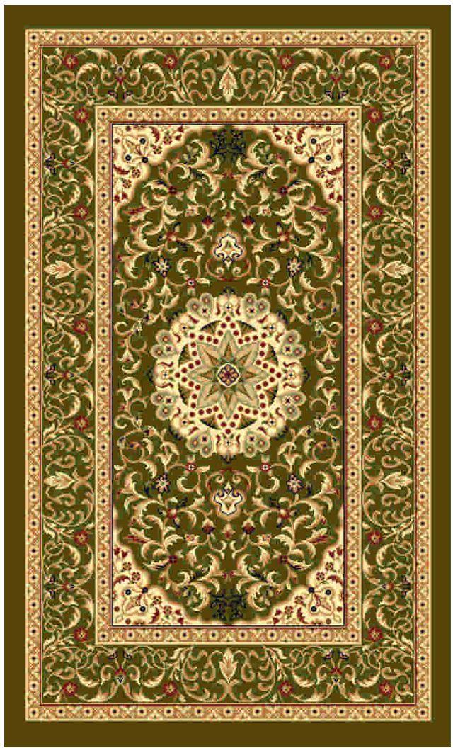 Ковер Kamalak Tekstil, прямоугольный, цвет: зеленый, 50 x 100 см. УК-0511УК-0511Ковер Kamalak Tekstil изготовлен из полипропилена. Полипропиленизносостоек, нетоксичен, не впитывает влагу, не провоцирует аллергию.Структура волокна в полипропиленовых коврах гладкая, поэтому грязь не будетвъедаться и скапливаться на ворсе. Практичный и износоустойчивый ворс неистирается и не накапливает статическое электричество. Ковер обладаетхорошими показателями теплостойкости и шумоизоляции. Оригинальный рисунокпозволит гармонично оформить интерьер комнаты, гостиной или прихожей.За счет невысокого ворса ковер легко чистить. При надлежащем уходесинтетический ковер прослужит долго, не утратив ни яркости узора,ни блеска ворса, ни упругости. Самый простой способ избавить изделие отгрязи - пропылесосить его с обеих сторон (лицевой и изнаночной). Влажнаяуборка с применением шампуней и моющих средств не противопоказана.Хранить рекомендуется в свернутом рулоном виде.