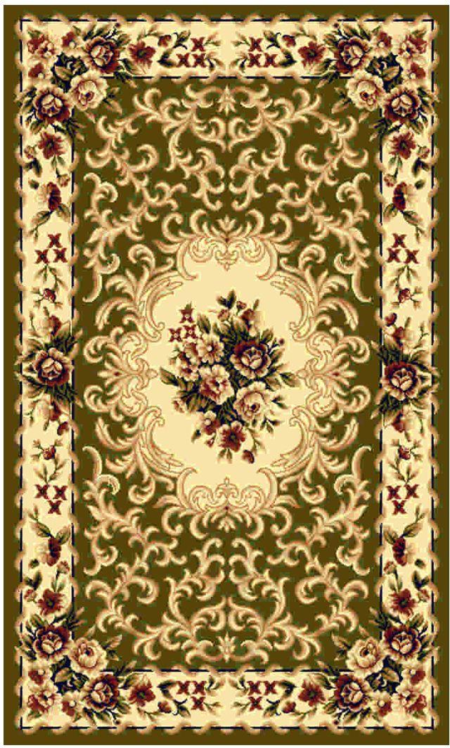 """Ковер """"Kamalak tekstil"""", прямоугольный, 60 x 110 см. УК-0009"""
