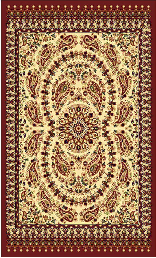 Ковер Kamalak tekstil, прямоугольный, 50 x 100 см. УК-0473УК-0473Ковер Kamalak Tekstil изготовлен из прочного синтетического материала heat-set, улучшенного варианта полипропилена (эта нить получается в результате его дополнительной обработки). Полипропилен износостоек, нетоксичен, не впитывает влагу, не провоцирует аллергию. Структура волокна в полипропиленовых коврах гладкая, поэтому грязь не будет въедаться и скапливаться на ворсе. Практичный и износоустойчивый ворс не истирается и не накапливает статическое электричество. Ковер обладает хорошими показателями теплостойкости и шумоизоляции. Оригинальный рисунок позволит гармонично оформить интерьер комнаты, гостиной или прихожей. За счет невысокого ворса ковер легко чистить. При надлежащем уходе синтетический ковер прослужит долго, не утратив ни яркости узора, ни блеска ворса, ни упругости. Самый простой способ избавить изделие от грязи - пропылесосить его с обеих сторон (лицевой и изнаночной). Влажная уборка с применением шампуней и моющих средств не противопоказана. Хранить рекомендуется в свернутом рулоном виде.