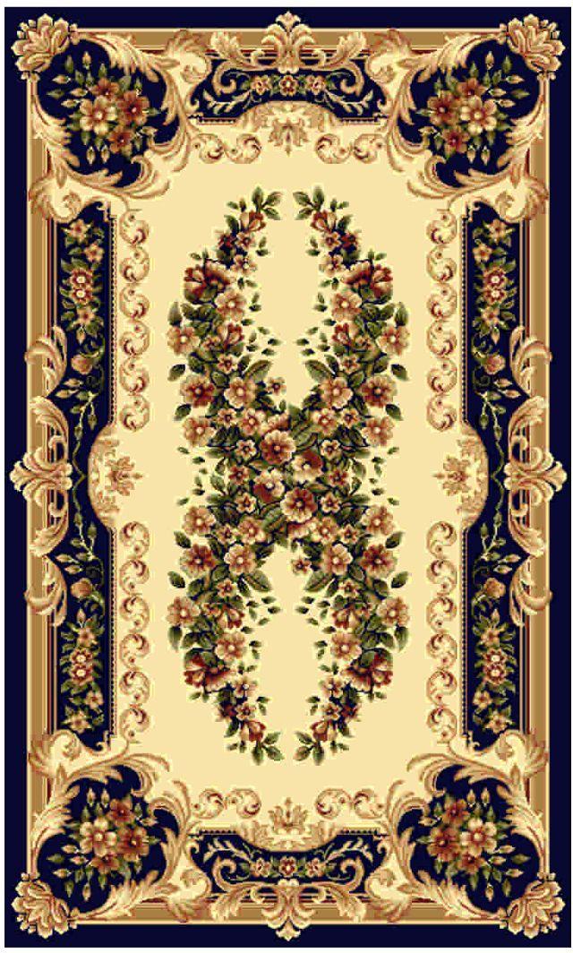 Ковер Kamalak tekstil, прямоугольный, цвет: кремовый, 100 x 150 см. УК-0018УК-0018Ковры-паласы выполнены из полипропилена. Ковры обладают хорошими показателями теплостойкости и шумоизоляции. Являются гиппоалергенными. За счет невысокого ворса ковры легко чистить. Вам придется по душе широкая гамма цветов и возможность гармонично оформить интерьер. Практичный и устойчивый к износу ворс - от постоянного хождения не истирается, не накапливает статическое электричество. Структура волокна в полипропиленовых моделях гладкая, поэтому грязь не может выесться, на ворсе она скапливается с трудом. Полипропилен не впитывает влагу, отталкивает водянистые пятна. Уход: Самый простой способ избавить изделие от грязи – пропылесосить его с обеих сторон (лицевой и изнаночной). Влажная уборка с применением шампуней и моющих средств не противопоказана. Если шерсти и шёлку универсальные чистящие составы не подходят, то для синтетики они придутся в самый раз. Хранить их нужно рулоном, не складывая «салфеткой». При надлежащем уходе синтетический ковёр прослужит долго, не утратив ни яркости узора, ни блеска ворса, ни его упругости.