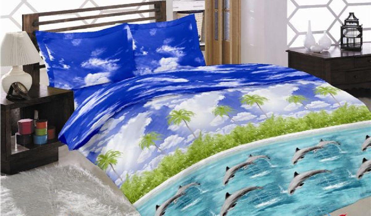 Комплект белья Liya Home Collection Океан, 2-спальный с евро простыней, наволочки 70x70, цвет: голубой0000120000949Liya Tekstil производитель тканей и готовой продукции для дома.В нашем ассортименте комплекты постельного белья из- поплина ( 100% хлопок пл 115х125 гр/м2 ),- сатина ( 100% хлопок пл 130х140 гр/м2,) ,поликаттон (60%хлопка,40%пэ 115гр/м2), крашение реактив.Мы гарантируем ГОСТовский пошив наших комплектов, эксклюзивная упаковка которая пользуется спросом на рынке.