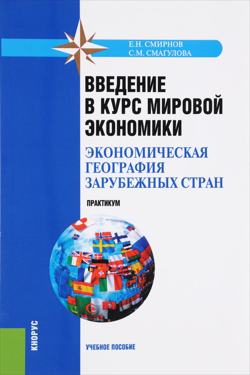 Введение в курс мировой экономики. Экономическая география зарубежных стран. Практикум. Учебное пособие