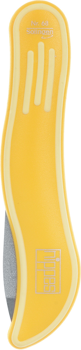 Nippes Пилочка, цвет: желтый. 68Е68Е_желтый