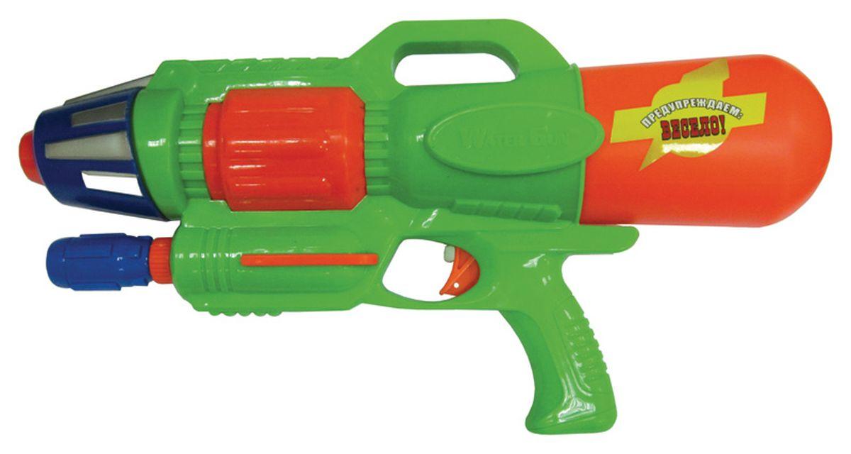Тилибом Водный пистолет с помпой длина 44 см водный пистолет тилибом с помпой 45см красный для мальчика