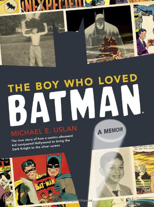 The Boy Who Loved Batman: A Memoir the who the who it s hard lp