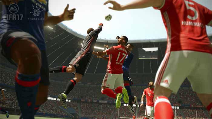 FIFA 17 (PS4) EA Canada