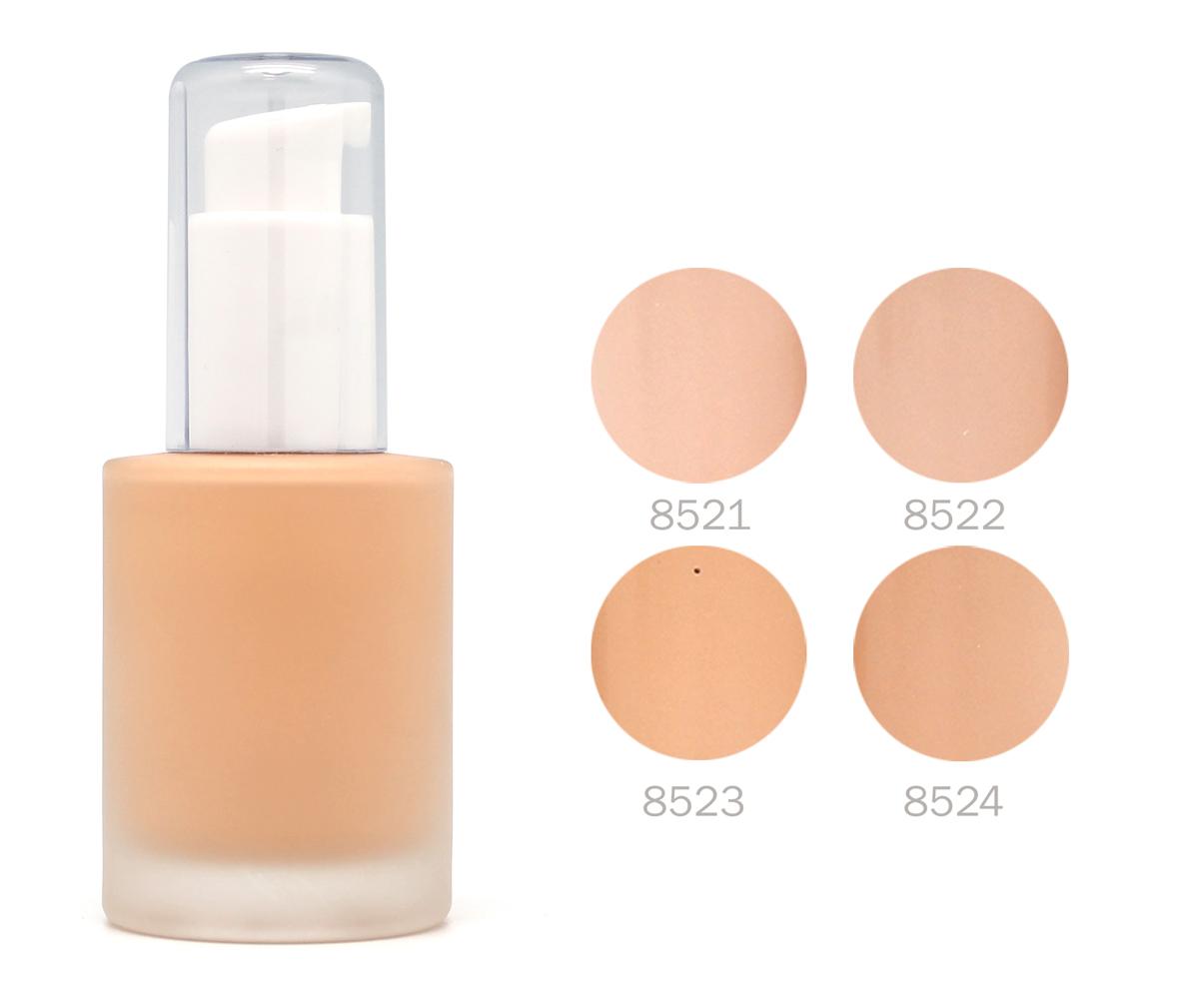 POETEQ тональное средство ОРО МАТТ, тон 22, 30 мл8522Нежная текстура мягкого и комфортного крема обладает максимальной стойкостью и ощутимым матирующим эффектом. Защитная тональная основа легко распределяется, создавая эффект идеально матовой, выровненной поверхности. Ее современная формула обладает достаточной плотностью, но при этом не мешает кожному дыханию и остается абсолютно не ощутимой. Она сокращает расширенные поры, разглаживая рельеф и выравнивая общий тон лица. Стойкое матовое покрытие не теряет своих свойств в течение 24 часов и предохраняет кожу от сухости и преждевременного старения.
