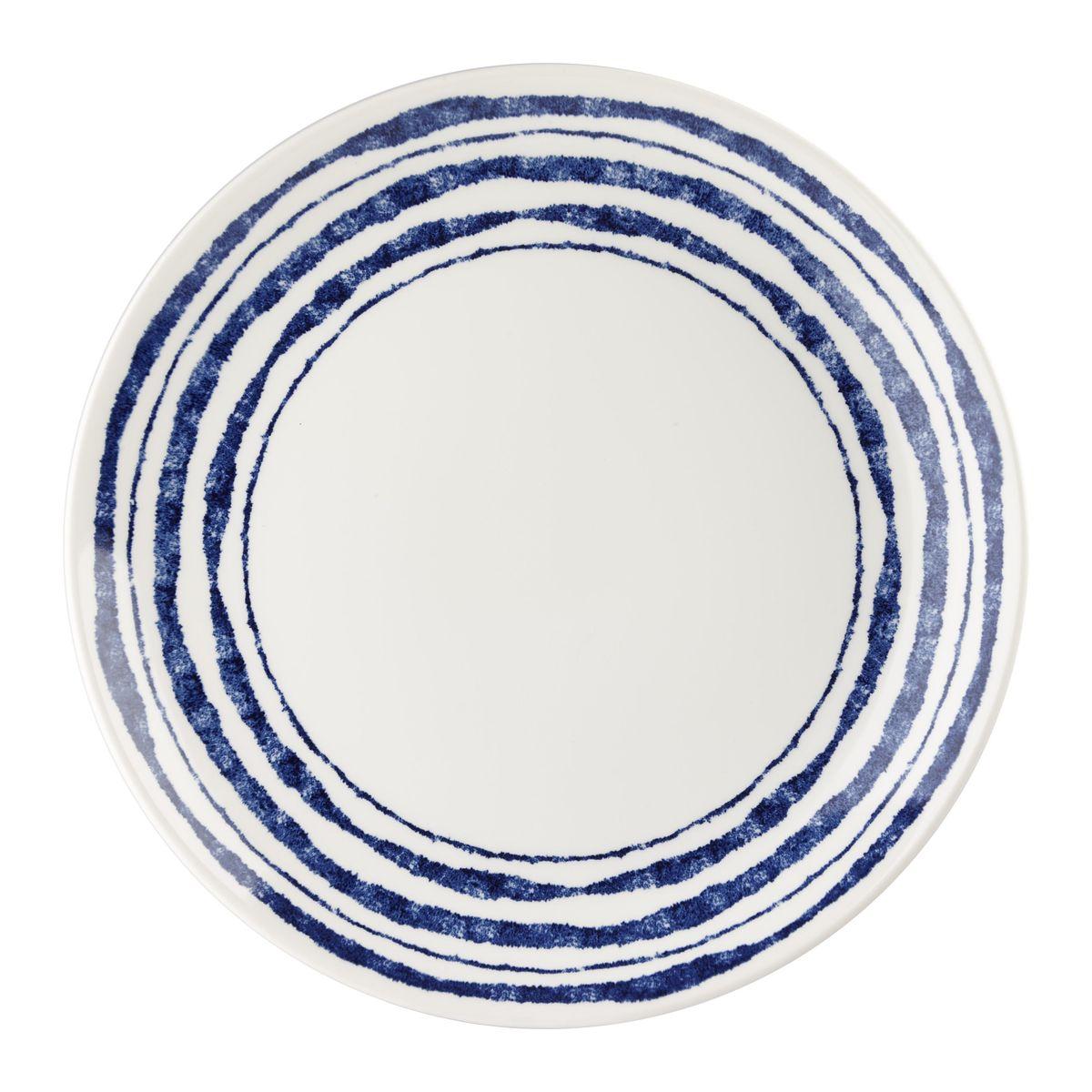 """Тарелка Churchill """"Инки""""  выполнена из высококачественного фаянса. Изделие сочетает в себе  изысканный дизайн с максимальной  функциональностью. Тарелка прекрасно впишется в  интерьер вашей кухни и станет достойным  дополнением к кухонному инвентарю.  Тарелка Churchill """"Инки"""" подчеркнет прекрасный вкус хозяйки и станет отличным  подарком.   Можно мыть в посудомоечной машине и использовать в микроволновой печи.   Диаметр тарелки (по верхнему краю): 26 см."""