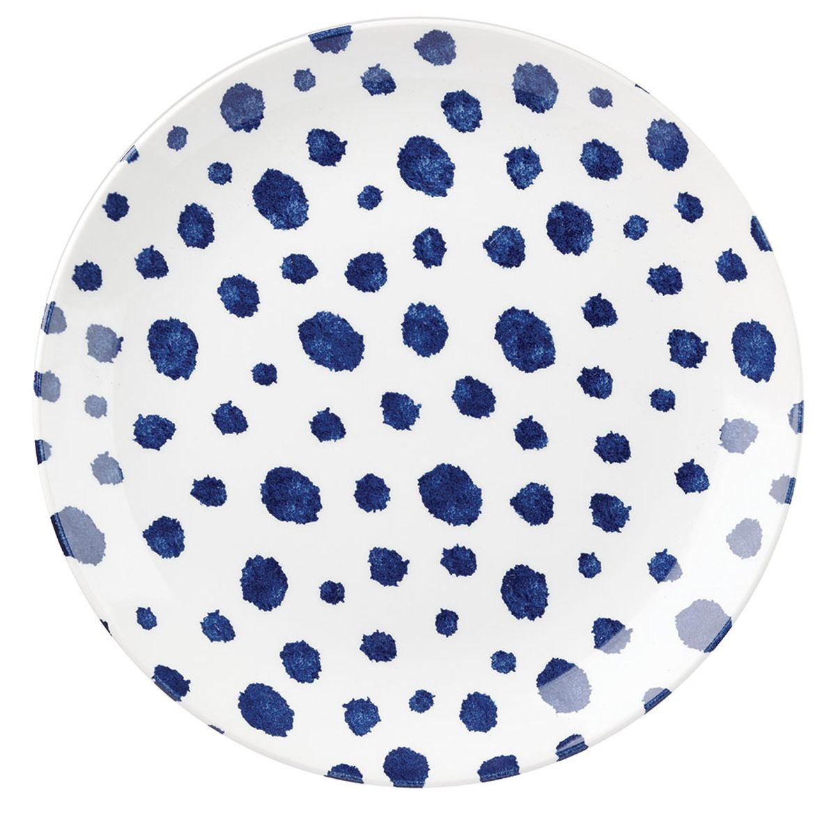 Тарелка Churchill Инки, диаметр 26 смINKI00071Тарелка Churchill Инки, изготовленная извысококачественного фаянса, имеет классическую круглуюформу. Она прекрасно впишется в интерьер вашей кухни истанет достойным дополнением к кухонному инвентарю.Тарелка Churchill Инки подчеркнетпрекрасный вкус хозяйки и станет отличным подарком. Диаметр тарелки (по верхнему краю): 26 см.