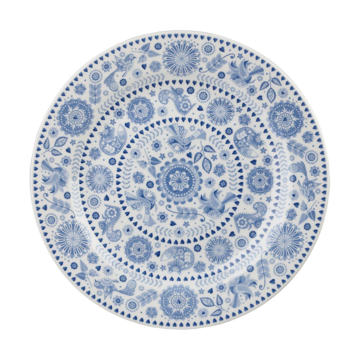 Тарелка обеденная Churchill, диаметр 26 см. PENZ00211 тарелка обеденная terracotta дерево жизни диаметр 26 см