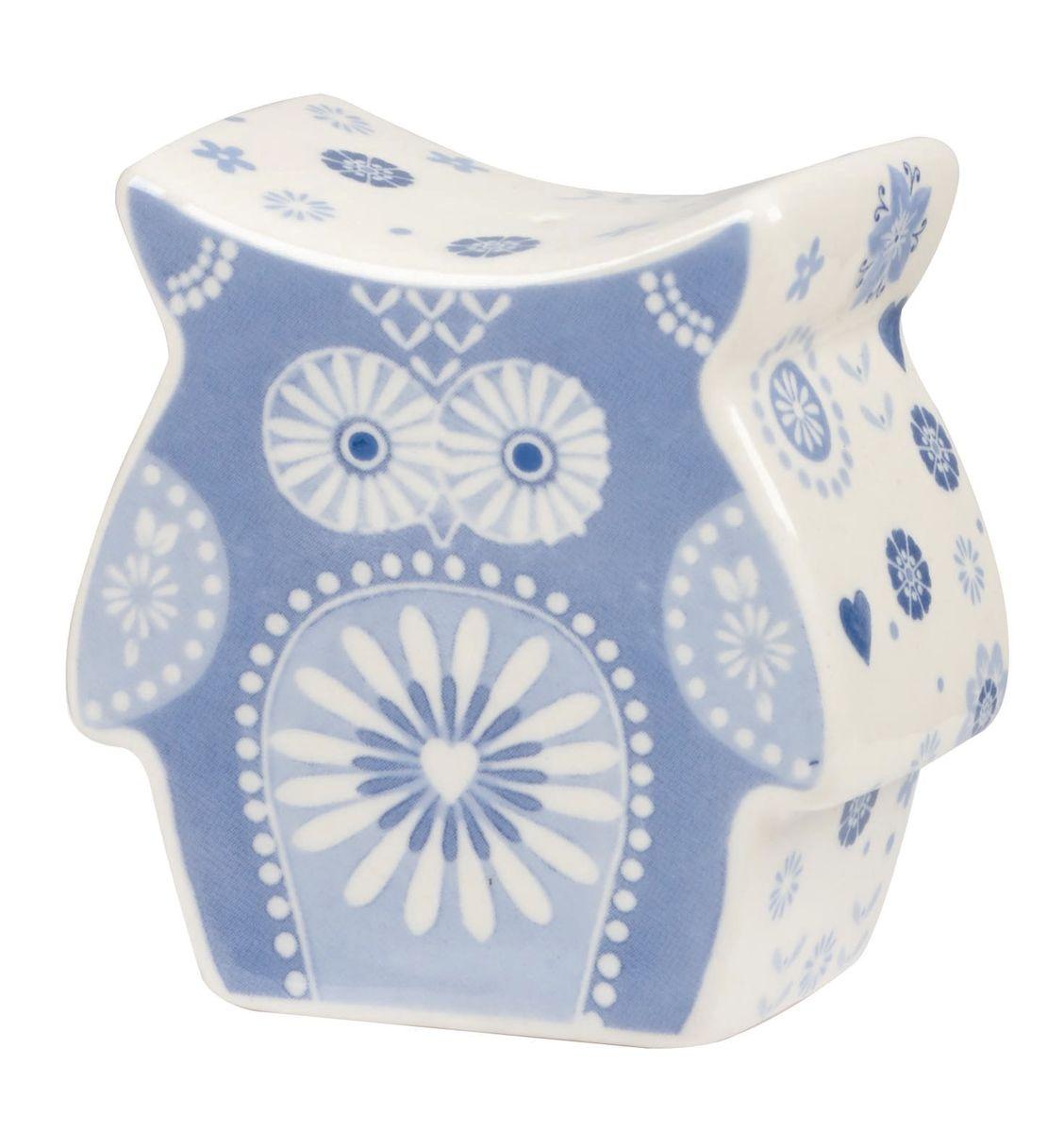 Набор для специй Churchill, 2 предмета. PENZ00491PENZ00491Набор для специй Churchill выполнен из высококачественной керамики. Отлично подойдет для сервировки стола. В набор входит солонка и перечница.Коллекция Penzance - классическое сочетание синего и белого с народным дизайном.Можно мыть в посудомоечной машине.