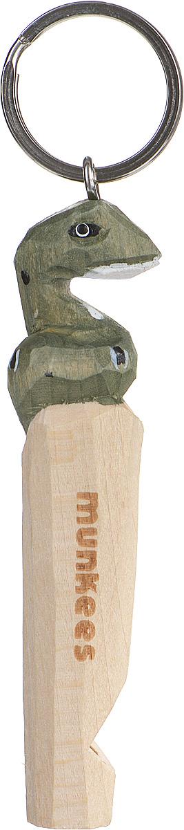 Брелок-свисток Munkees Змея брелок munkees открывалка восьмерка