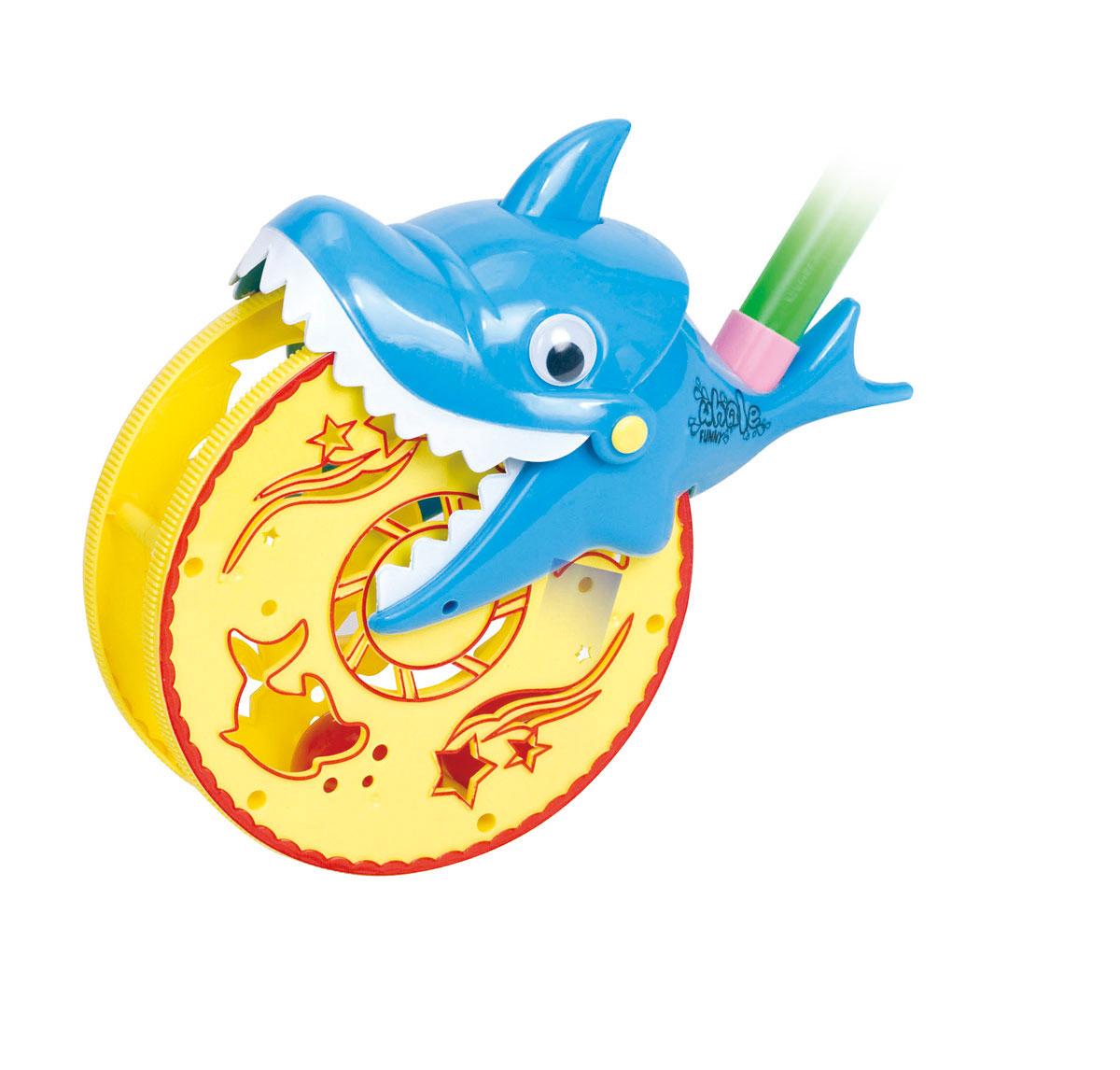Ami&Co Игрушка-каталка Акула цвет голубой акула адреса магазинов