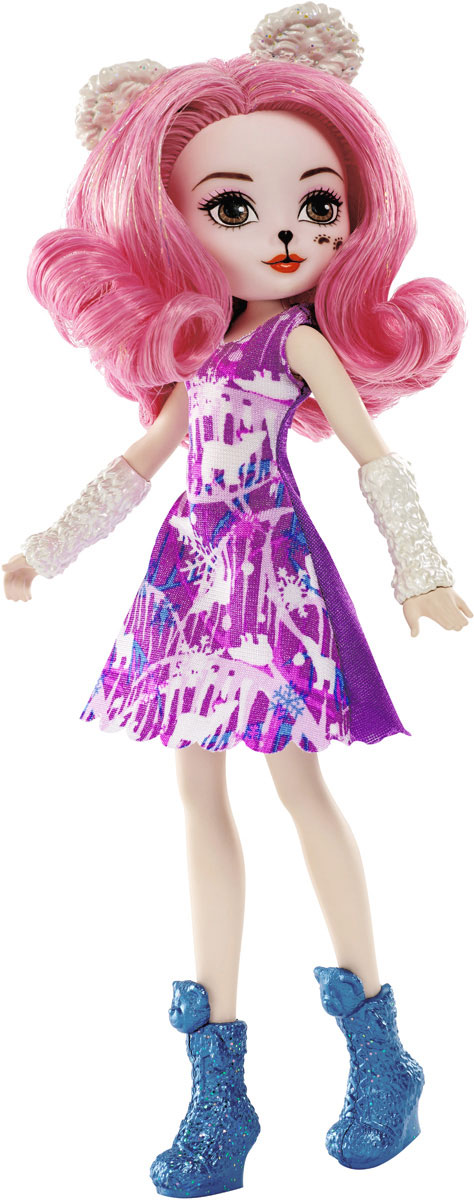 Ever After High Кукла Снежная фея Вероникаб куклы и одежда для кукол ever after high кукла lizzie hearts doll
