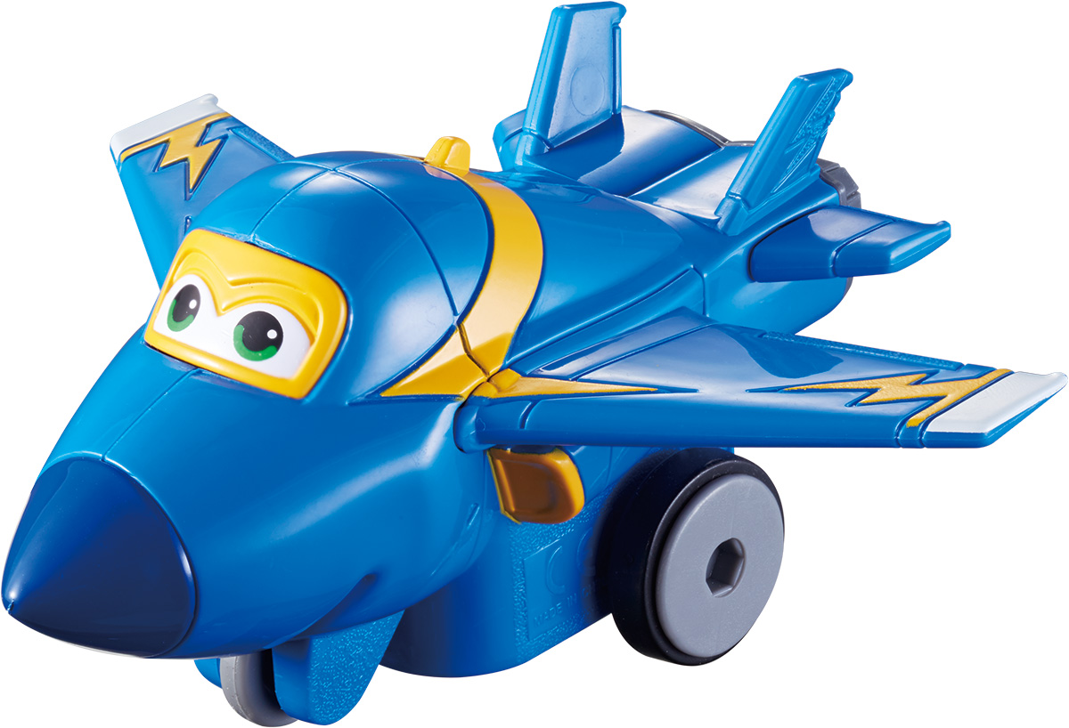 Super Wings Самолет инерционный Джером
