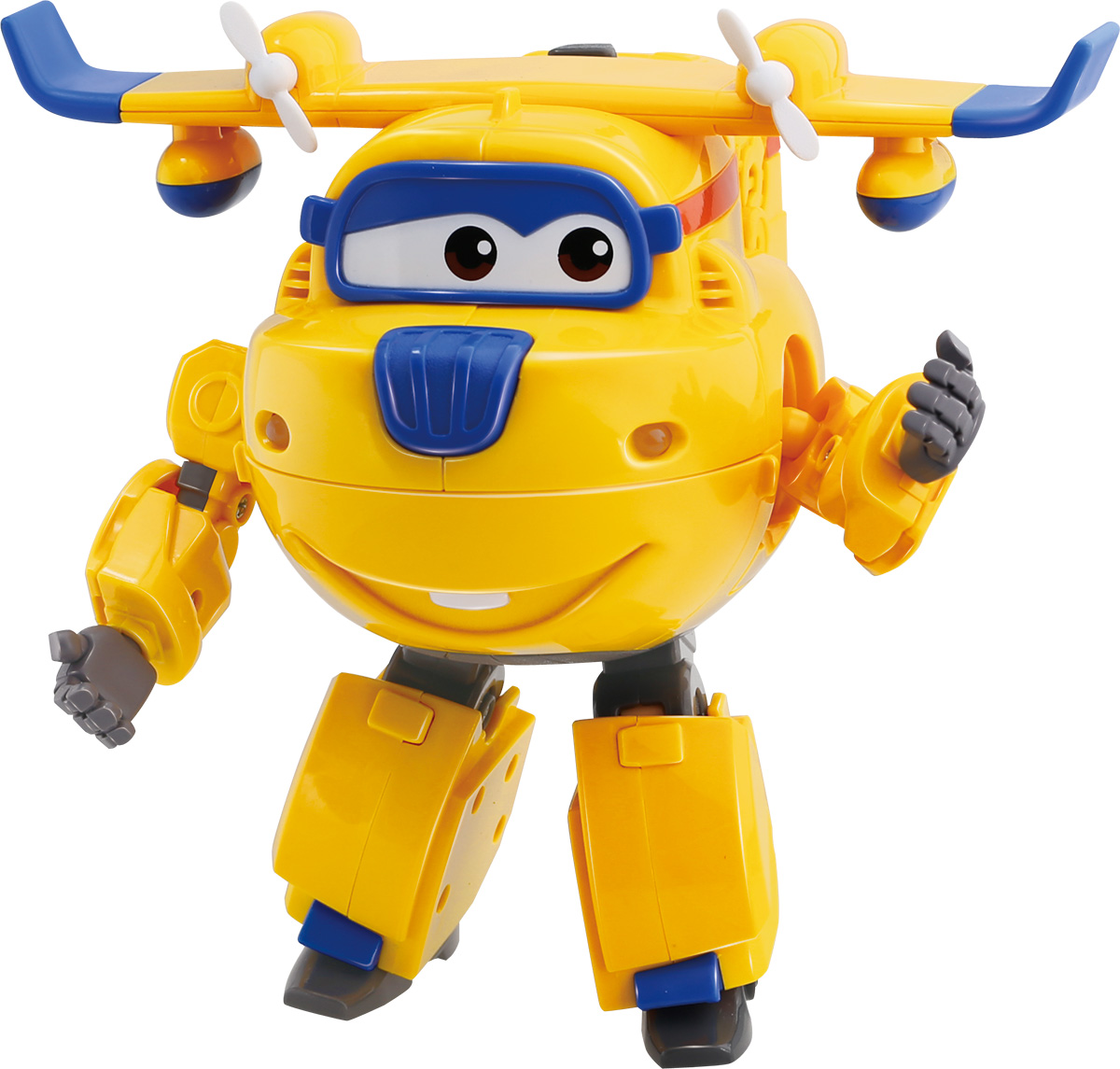 Super Wings Трансформер Донни YW710320 super wings трансформер джером yw710030