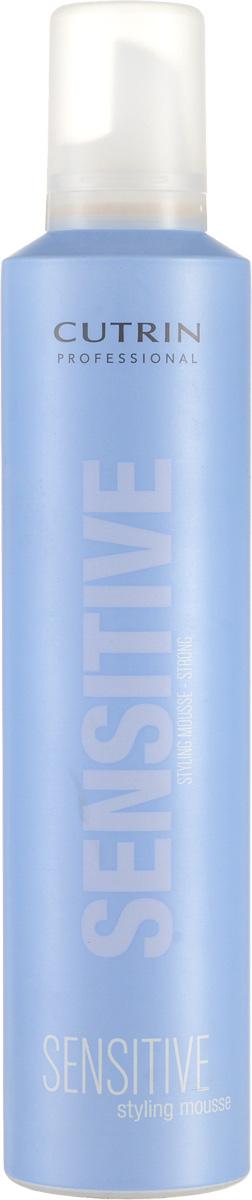 Cutrin Пенка сильной фиксации без отдушки Fragrance Free Styling Mousse Strong, 300 мл33101Не содержит спирт. Идеально подходит для создания пластичных причесок. Содержит пантенол, оказывающий ухаживающий и увлажняющий эффект. Защищает волосы от высоких температур при сушке феном, придает блеск, снимает статическое электричество. За счет отсутствия отдушки не оказывает раздражающего воздействия на органы дыхания.