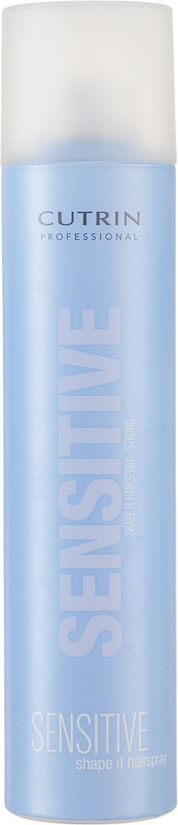 Cutrin Лак сильной фиксации без отдушки Fragrance Free Shape It Hair Spray Strong, 300 мл12687Мгновенно высыхает, легко удаляется при расчесывании. Входящий в состав продукта пантенол обспечивает дополнительный ухаживающий эффект, защищает от негативных внешних факторов. За счет отсутствия отдушки не оказывает раздражающего воздействия на органы дыхания.