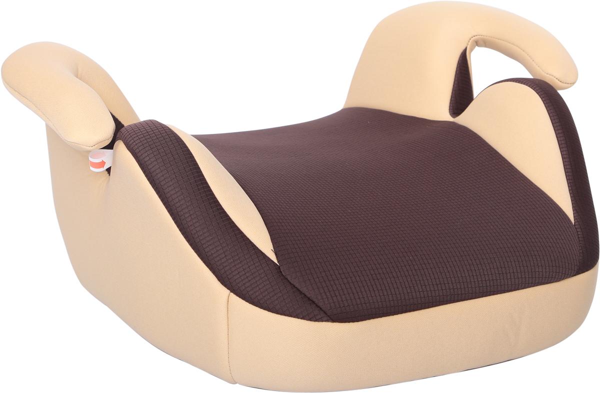 Zlatek Бустер Corvet цвет коричневый - Автокресла и аксессуары