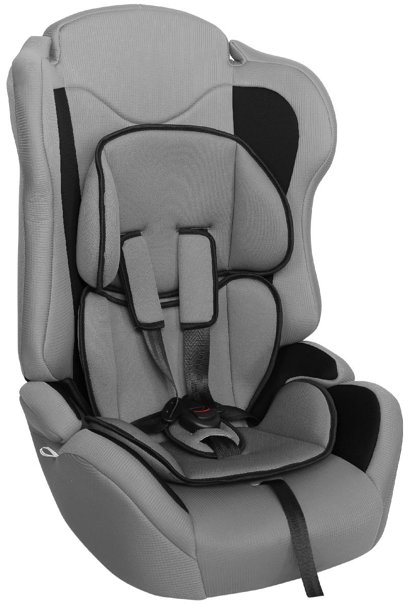 Zlatek Автокресло Atlantic Lux цвет серый