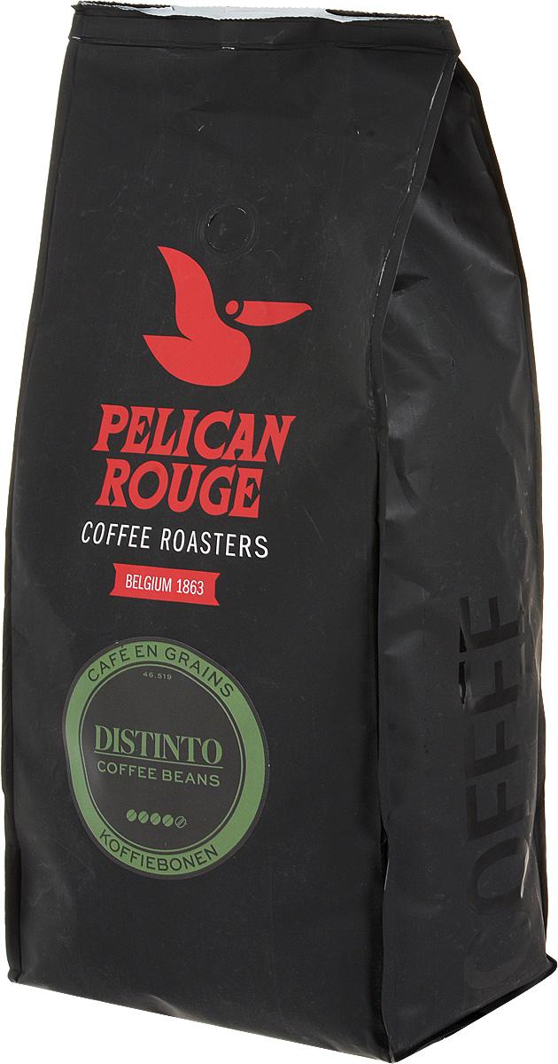 Pelican Rouge Distinto кофе в зернах, 1 кг5410958117739Pelican Rouge Distinto - смесь лучших сортов Арабики и Робусты. Аромат кофейных зерен напоминает жаренный миндаль. Во вкусе раскрываются чарующие ореховые тона и горький шоколад, который завершает букет в послевкусии. Смесь специально разработана для приготовления эспрессо и капучино на профессиональном оборудовании.
