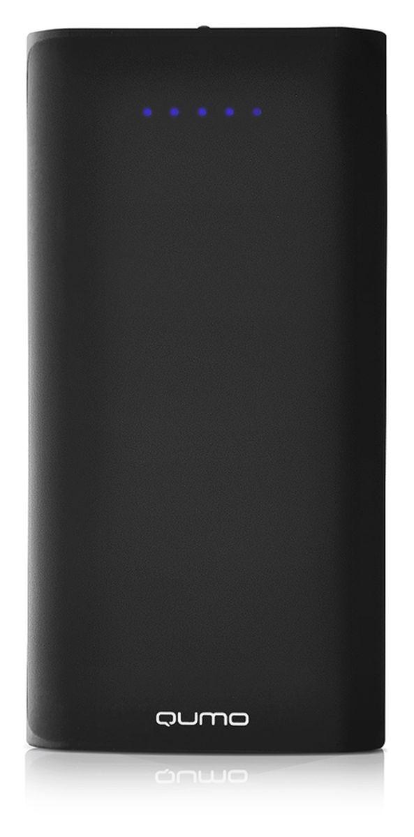 цена на QUMO PowerAid 17600, Black внешний аккумулятор