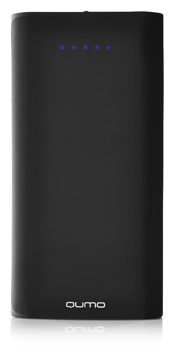 QUMO PowerAid 17600, Black внешний аккумулятор