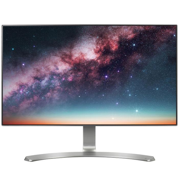 LG 24MP88HV-S, Silver монитор24MP88HV-SВсе четыре рамки монитора LG 24MP88HV-S чрезвычайно тонкие для максимального увеличения области просмотра.Сочетание плавных линий и надежной конструкции с изогнутым экраном. Красота ArcLine — изюминка этого монитора. IPS-дисплей и цветовой охват более 99% пространства sRGB обеспечивает реалистичную цветопередачу, позволяющая создать эффект присутствия.Благодаря отсутствию мерцания и режиму чтения вы можете обеспечить максимально удобный просмотр, защитив свои глаза от вредного синего света и уменьшив мерцание почти до нуля. Функция стабилизации черного цвета (Black Stabilizer) распознает самые темные участки изображения и делает их светлее. Технология MAXXAUDIO обеспечивает чистый и качественный звук.Благодаря меню OnScreen Control (Элементы управления на экране) и My Display Presets (Настройки Мой дисплей) вы можете легко настроить параметры монитора несколькими щелчками мышью.Функция разделения экрана позволяет разбить дисплей на несколько участков для разных задач, изменяя размеры окон на экране. Благодаря режиму картинка-в-картинке вы можете работать и одновременно смотреть видео в маленьком окне.Благодаря алгоритмам улучшения цветности люди с нарушенным цветовосприятием к определенным диапазонам цветов могут видеть весь необходимый контент.