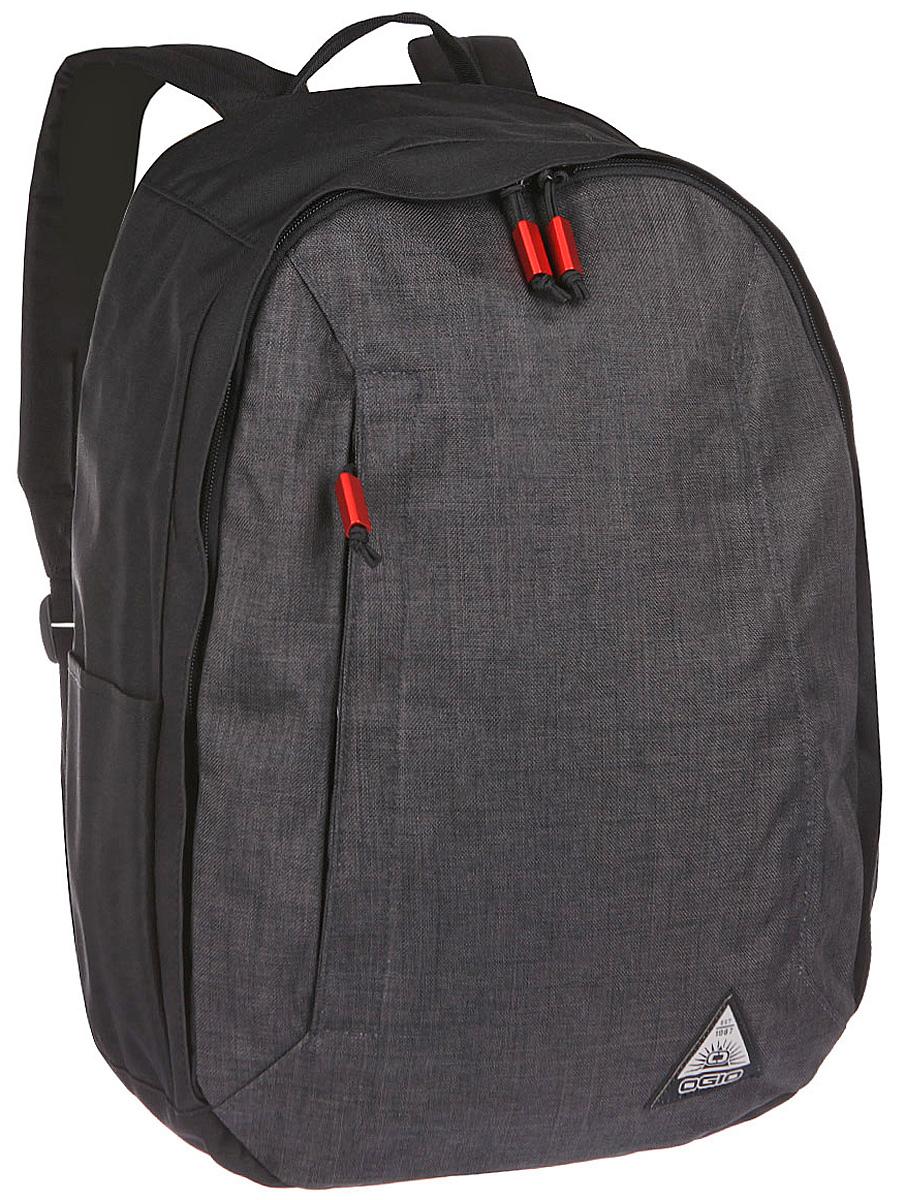 Рюкзак городской OGIO Lewis Pack, цвет: серый. 111103-40111103-40Рюкзак OGIO Lewis Pack разработан для ярких и модных людей! Он позволит вам взять с собой все необходимое.Рюкзак OGIO Lewis Pack компактный, но при этом достаточно вместительный. Имеется специализированный отсек для ноутбука, а также уплотненный карман для ценных вещей на молнии. Внешний передний и боковой карманы на вертикальной молнии обеспечивают быстрый доступ к содержимому, позволяя всегда держать необходимые аксессуары и документы поблизости.OGIO - высокотехнологичный продукт от американского производителя. Вместимые сумки для путешествий, работы и отдыха, специальная коллекция городских сумок для женщин, жесткие боксы под мелкий инвентарь и многое другое.Объем рюкзака: 23 л.