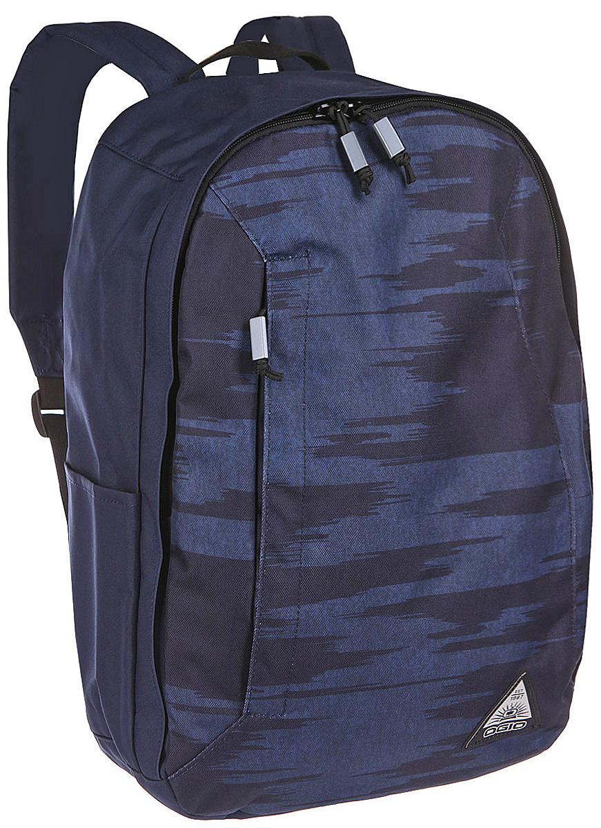 Рюкзак городской OGIO Lewis Pack, цвет: туманный. 111103-357111103-557Рюкзак OGIO Lewis Pack разработан для ярких и модных людей! Он позволит вам взять с собой все необходимое.Рюкзак OGIO Lewis Pack компактный, но при этом достаточно вместительный. Имеется специализированный отсек для ноутбука, а также уплотненный карман для ценных вещей на молнии. Внешний передний и боковой карманы на вертикальной молнии обеспечивают быстрый доступ к содержимому, позволяя всегда держать необходимые аксессуары и документы поблизости.OGIO - высокотехнологичный продукт от американского производителя. Вместимые сумки для путешествий, работы и отдыха, специальная коллекция городских сумок для женщин, жесткие боксы под мелкий инвентарь и многое другое.Объем рюкзака: 23 л.