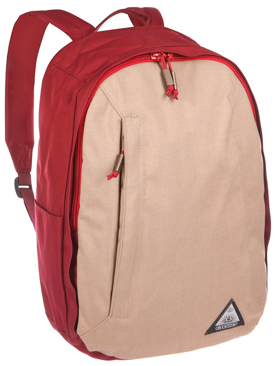 Рюкзак городской OGIO Lewis Pack, цвет: хаки. 111103-34111103-34Рюкзак OGIO Lewis Pack разработан для ярких и модных людей! Он позволит вам взять с собой все необходимое. Рюкзак OGIO Lewis Pack компактный, но при этом достаточно вместительный. Имеется специализированный отсек для ноутбука, а также уплотненный карман для ценных вещей на молнии. Внешний передний и боковой карманы на вертикальной молнии обеспечивают быстрый доступ к содержимому, позволяя всегда держать необходимые аксессуары и документы поблизости.OGIO - высокотехнологичный продукт от американского производителя. Вместимые сумки для путешествий, работы и отдыха, специальная коллекция городских сумок для женщин, жесткие боксы под мелкий инвентарь и многое другое.Объем рюкзака: 23 л.