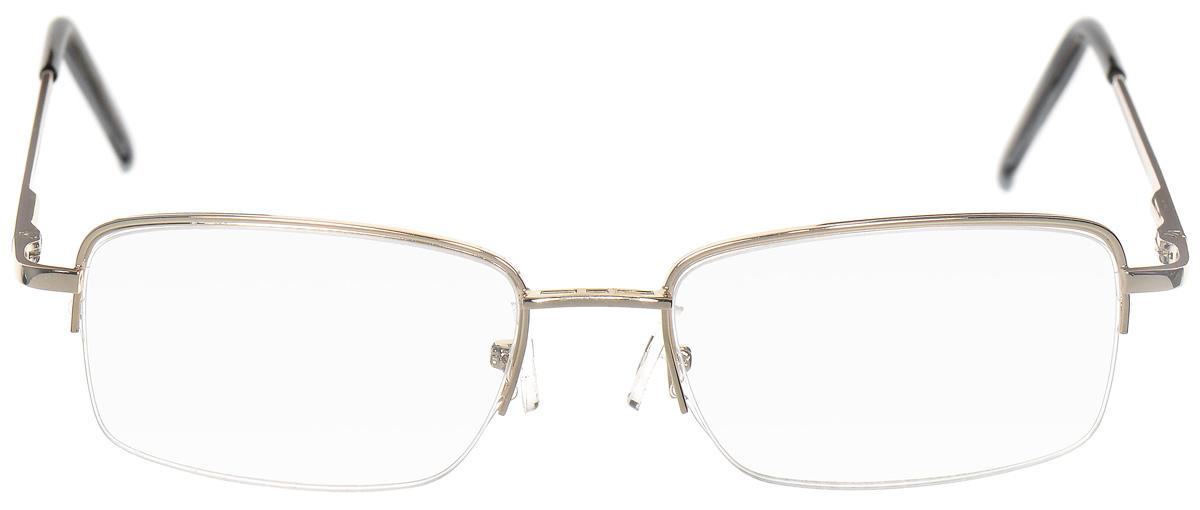 Proffi Home Очки корригирующие (для чтения) 8031 Lanbosi +1.00, цвет: золотой proffi home очки корригирующие для чтения 322 fabia monti 3 00 цвет прозрачный дужки черные