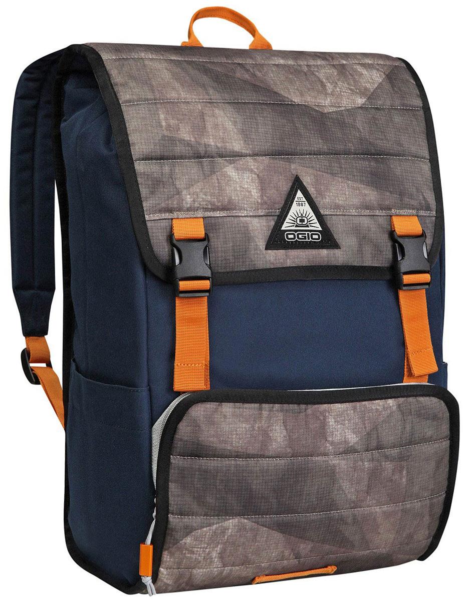 Рюкзак городской OGIO Ruck 20 Pack, цвет: синий, милитари, 21 л